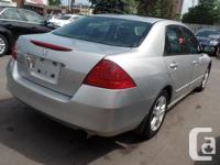 Make Honda Model Accord Year 2007 Colour SILVER kms
