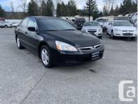 Make Honda Model Accord Sedan Year 2007 Colour Black