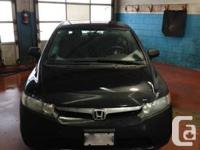 2007 HONDA CIVIC for sale!!! Very well maintained,