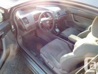 Make Honda Model Civic Coupe Year 2007 Colour Grey kms