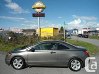 2007 Honda Civic DX-G Coupe, 67,098km, 2007 HONDA CIVIC