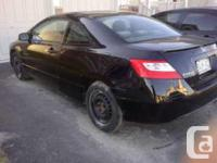 Bowmanville, ON 2007 Honda Civic DX-G Coupe It is