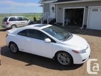 Make Honda Model Civic Colour White Trans Manual kms