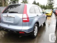 Make Honda Model CR-V Year 2007 Colour Blue kms 228334