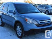 Make Honda Model CR-V Year 2007 Colour Blue kms 130638