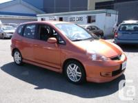 Make Honda Model Fit Year 2007 Colour Orange kms