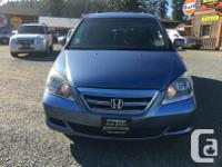 Make Honda Model Odyssey Year 2007 Colour Blue kms