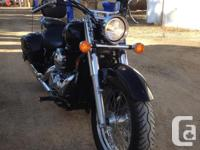 2007 Honda Shadow Aero 750 $4250 Good shape, runs