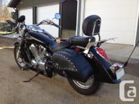 2007 Honda Shadow Aero 750. Great shape, runs perfect,