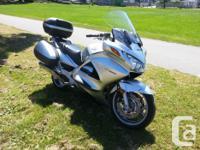 2007 Honda ST 1300 ABS,only 15,850 kilometres,Sport