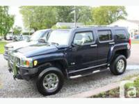 Thorold, ON 2007 Hummer H3 $22,999 The Hummer H3 is a