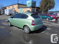 Make Hyundai Model Accent Year 2007 Colour GREEN kms