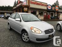 Make Hyundai Model Accent Year 2007 Colour Grey kms