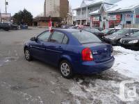 Make Hyundai Model Accent Year 2007 Colour Blue kms