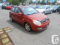 Make Hyundai Model Accent Year 2007 Colour Orange kms