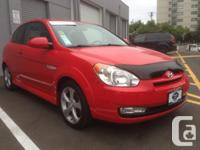 2007 Hyundai Accent SR - Reduced Price! Was $7,995...