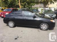 Make Hyundai Model Elantra Year 2007 Colour Black kms