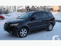Make Hyundai Model Santa Fe Trim 3.3L AWD GLS Limited 7
