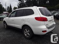 Make Hyundai Model Santa Fe Year 2007 Colour White kms