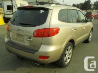 Make Hyundai Model Santa Fe Year 2007 Colour Tan kms