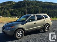 Make Hyundai Model Santa Fe Year 2007 kms 149000 -