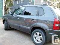 Make Hyundai Model Tucson Colour Grey Trans Automatic