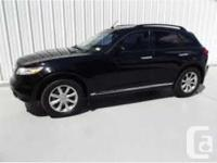 Toronto, ON 2007 Infiniti FX SUV This fully loaded