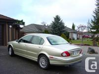 Make Jaguar Model X-Type Year 2007 Colour WINTER GOLD for sale  British Columbia
