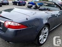 Make Jaguar Model XK Year 2007 Colour Grey kms 118231
