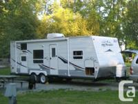 Holiday trailer in superb disorder. Clean, well kept