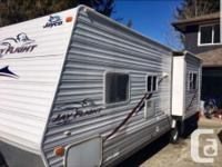 2007 Jayco Jflight very good condition. Lived in