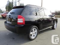 Make Jeep Model Compass Year 2007 Colour BLACK kms