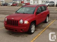 I am selling my 2007 Jeep Compass. Vehicle is