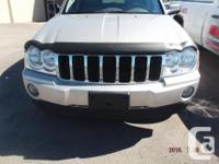 Make Jeep Model Grand Cherokee Year 2007 Colour biege