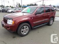 Make Jeep Model Grand Cherokee Year 2007 Colour red