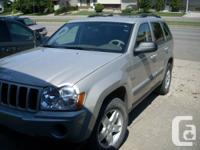 2007 JEEP GRAND CHEROKEE LAREDO,  I bought this vehicle