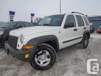 Make Jeep Model Liberty Colour WHITE kms 139000 LOW