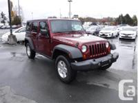 Make Jeep Model Wrangler Year 2007 Colour Red kms