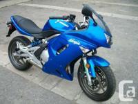 Congratulations Paul!Kawasaki Ninja 650R brings real