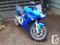 Make Kawasaki kms 12725 12000ks only. Nice bike.