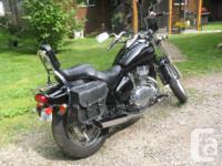 Very good condition black allways kept in garage 14000