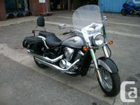 Beautiful Bike! KAWASAKI VULCAN 900 CLASSIC: EVERYTHING