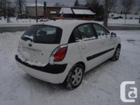 Make Kia Model Rio Year 2007 Colour White kms 166500
