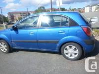 I am marketing my 2007 Kio Rio5 (130 000 km, frequently