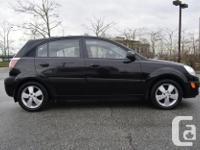 Make Kia Model Rio5 Year 2007 Colour Black kms 166688