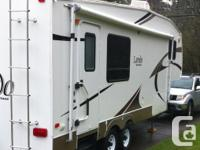 25RK model 5th wheel. Very clean. Non smokers, no pets.