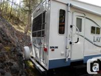 Original owner- purchased new in 2008 IN NANAIMO. 12 ft