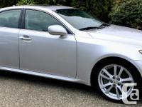 Make Lexus Year 2007 Colour Silver Trans Automatic kms