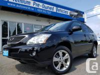 Make Lexus Model RX 400h Year 2007 Colour Black kms