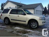Lacombe, AB 2007 Lincoln Navigator Ultimate-Financing